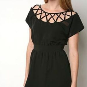 UO Silence + Noise Black Dress Sz XS